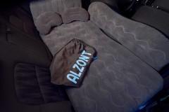 Автомобильный матрас на заднее сиденье (с подголовником и боковой поддержкой) Alzont Airbed NMS02