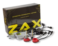 Комплект ксенона ZAX Pragmatic D2S +50% Metal