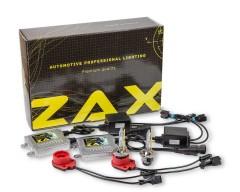 Комплект ксенона ZAX Truck D2S +50% Metal