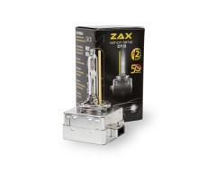 Ксеноновая лампа Zax metal base D1S +50%