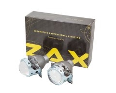 Биксеноновые линзы ZAX Q5 exe-glass