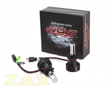 LED лампа rVolt RC01 H7 8000Lm