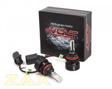 LED лампы rVolt RC01 HB5 (9007) 8000Lm