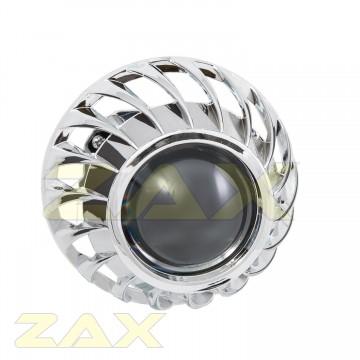 Маска для биксеноновых линз Zax BL-041 (2.5'')
