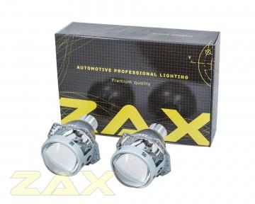 Биксеноновые линзы ZAX 3R clean-glass