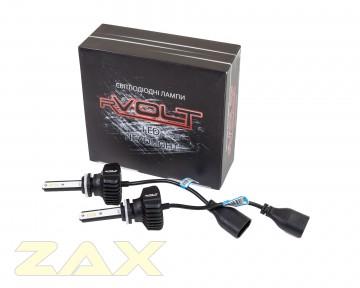 Светодиодные (LED) лампы rVolt RR02 H27 4500Lm