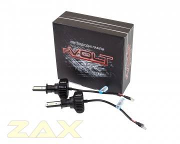 Светодиодные (LED) лампы rVolt RR02 H3 4500Lm