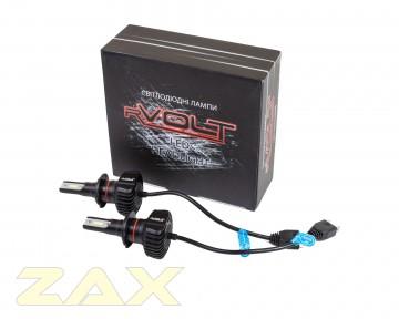 Светодиодные (LED) лампы rVolt RR02 H7 4500Lm