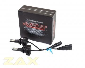 Светодиодные (LED) лампы rVolt RR02 HB4 (9006) 4500Lm