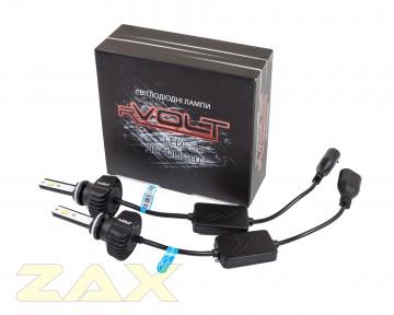 Светодиодные (LED) лампы rVolt RR02d H27 (dual color) 4500Lm