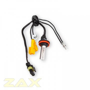 Ксеноновая лампа ZAX H11 Ceramic base