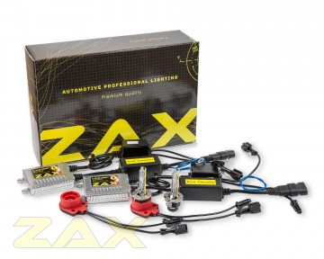 Комплект ксенона ZAX Leader D2S +50% Metal