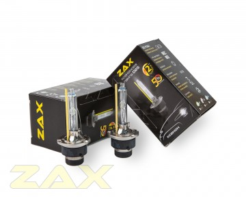 Ксеноновая лампа Zax metal base D2S +50%