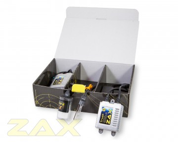 Комплект ксенона ZAX Truck H1 Ceramic