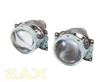 би-ксеноновые линзы ZAX Q5 exe-glass
