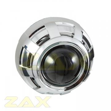 Маска для биксеноновых линз Zax BL-022 (3.0'')