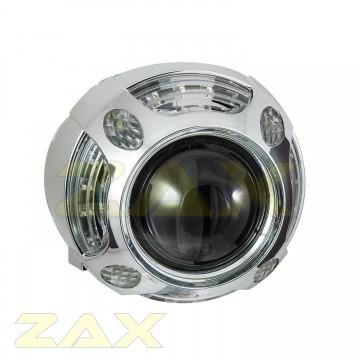 Маска для биксеноновых линз Zax BL-013 (3.0'')_2