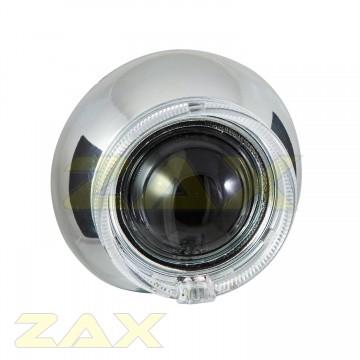 Маска для биксеноновых линз Zax BL-044 (3.0'') с АГ
